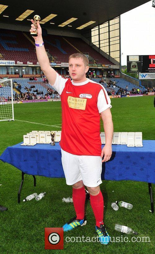 Plan B The Celebrity Soccer Six tournament held...