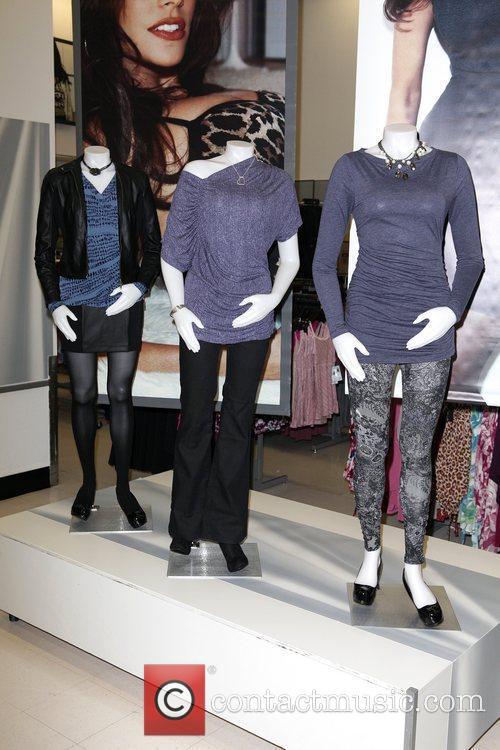 Atmosphere Sofia Vergara's new clothing line 'Sofia' at...