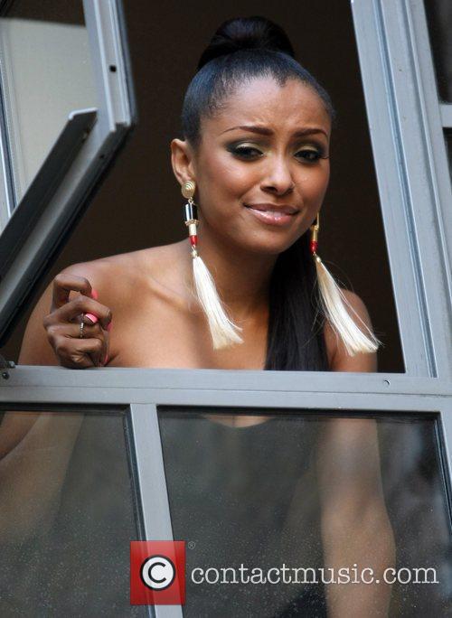Katerina Graham leaving the SoHo Hotel  London,...