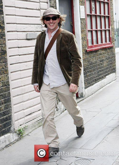 Steve Coogan leaving the SoHo Hotel  London,...
