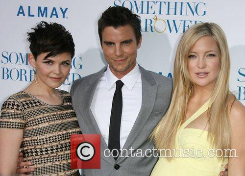 Ginnifer Goodwin, Colin Egglesfield and Kate Hudson Los...