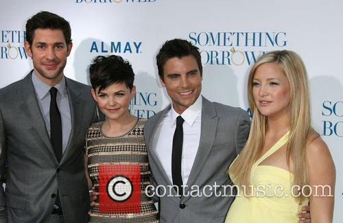John Krasinski, Ginnifer Goodwin and Kate Hudson 2