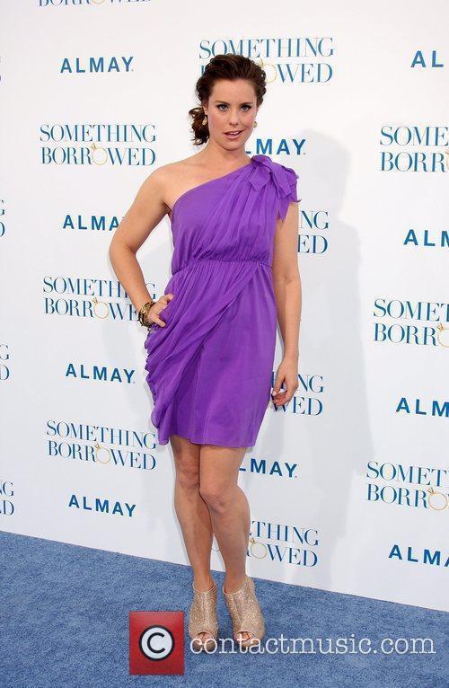 Ashley Williams  Los Angeles Premiere of Something...