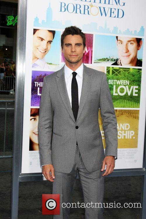 Colin Egglesfield  Los Angeles Premiere of Something...