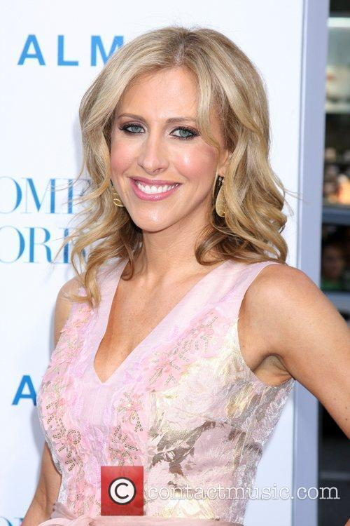 Emily Giffin  Los Angeles Premiere of Something...