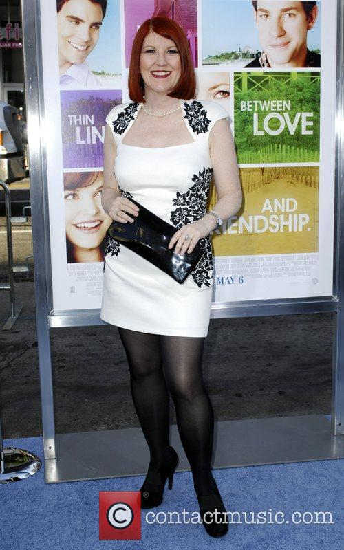 Kate Flannery  Los Angeles Premiere of Something...