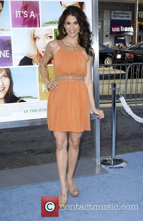 Samantha Harris  Los Angeles Premiere of Something...