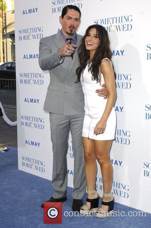 sarah shahi and steve. Steve Howey and Sarah Shahi