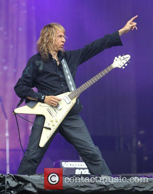 Sonisphere Festival 2011 - Day One