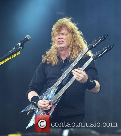 Megadeth 18