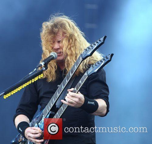 Megadeth 12
