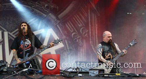 Slayer, Sonisphere Festival