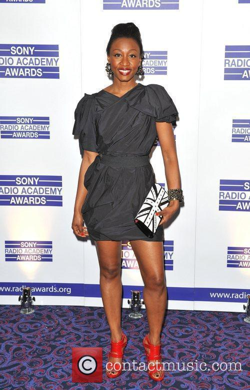 Beverley Knight Sony Radio Academy Awards held at...