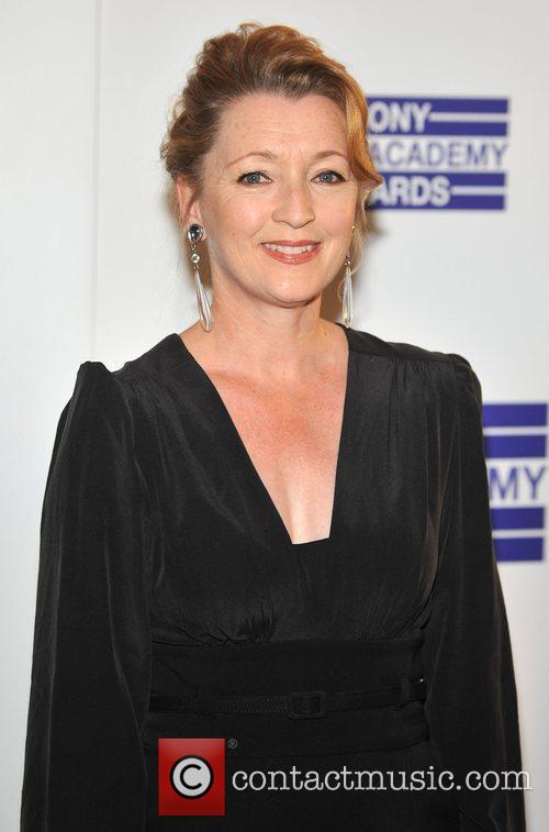 Lesley Manville Sony Radio Academy Awards held at...