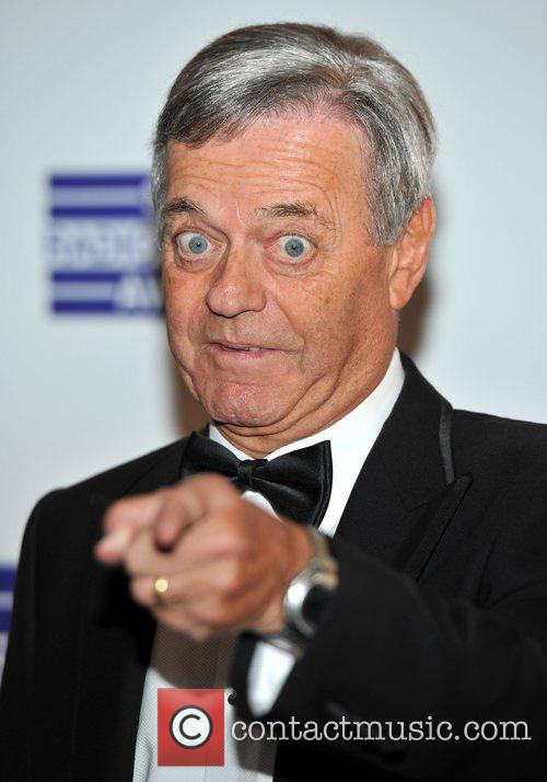 Tony Blackburn Sony Radio Academy Awards held at...