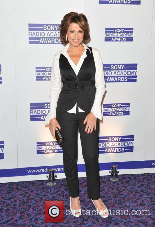Natasha Kaplinsky, Sony Radio Academy Awards held at...