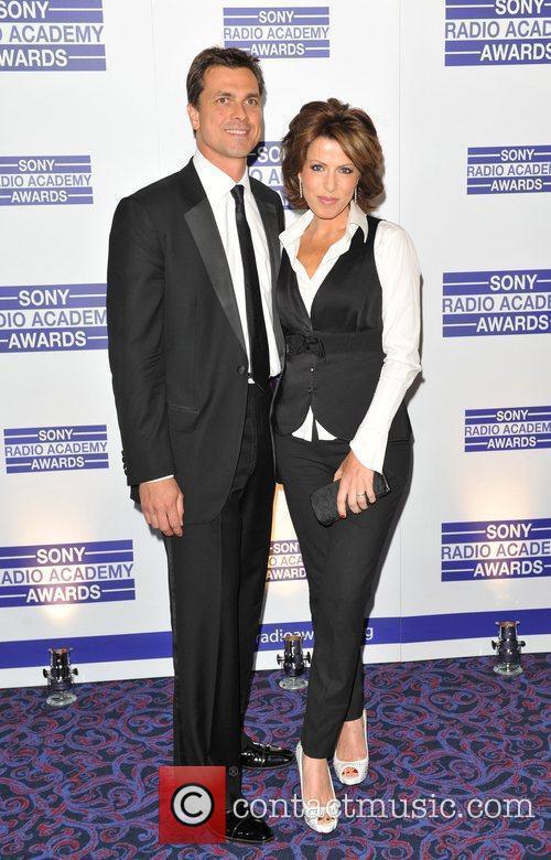 Sony Radio Academy Awards held at the Grosvenor...