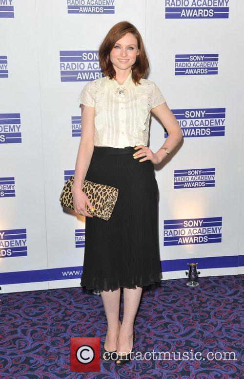 Sophie Ellis-Bextor Sony Radio Academy Awards held at...
