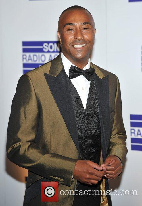 Colin Jackson Sony Radio Academy Awards held at...