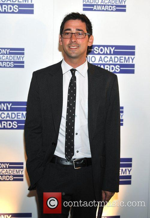 Colin Murray Sony Radio Academy Awards held at...