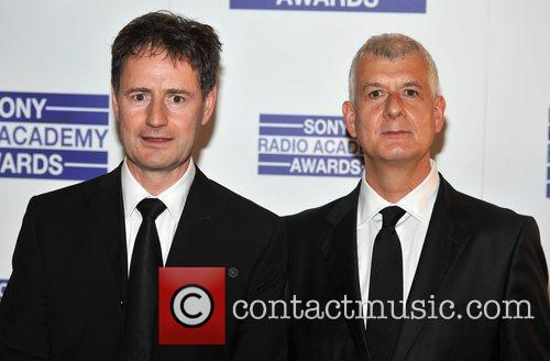 Guests Sony Radio Academy Awards held at the...