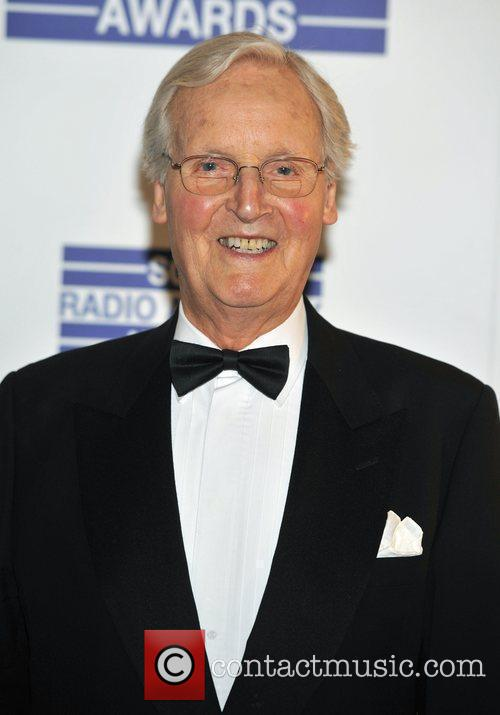 Nicholas Parsons Sony Radio Academy Awards held at...