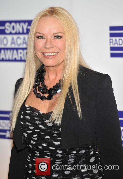 Pamela Stephenson Sony Radio Academy Awards held at...