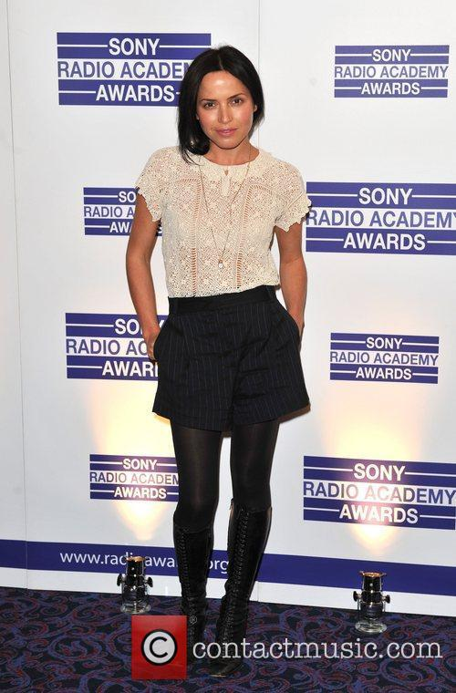 Andrea Corr  Sony Radio Academy Awards held...