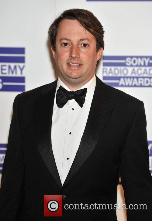 David Mitchell Sony Radio Academy Awards held at...