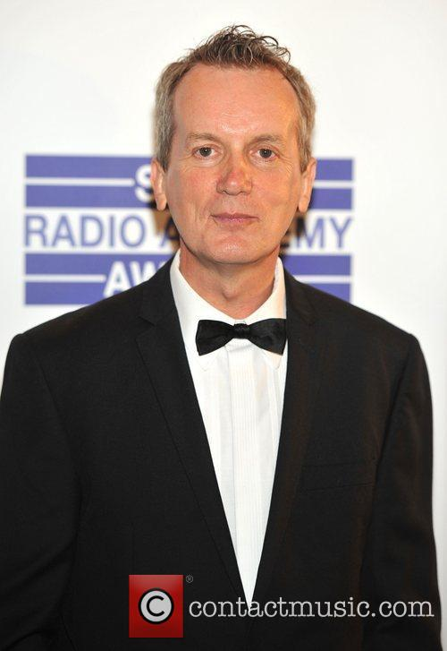 Frank Skinner Sony Radio Academy Awards held at...
