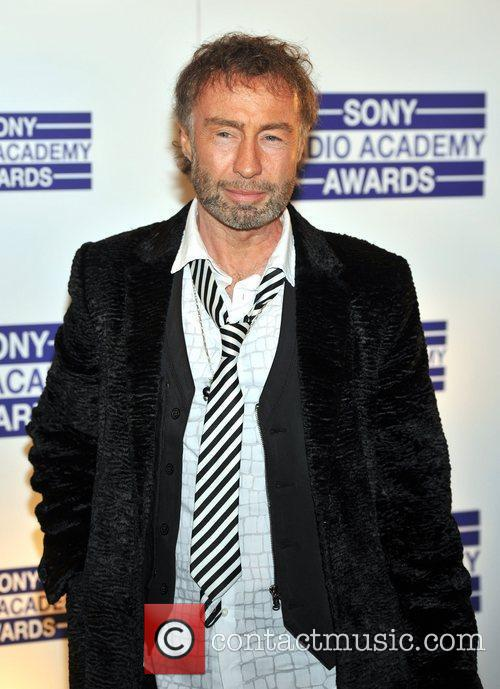 Paul Rodgers Sony Radio Academy Awards held at...