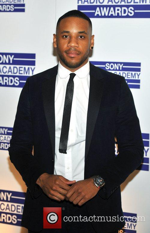 Reggie Yates Sony Radio Academy Awards held at...