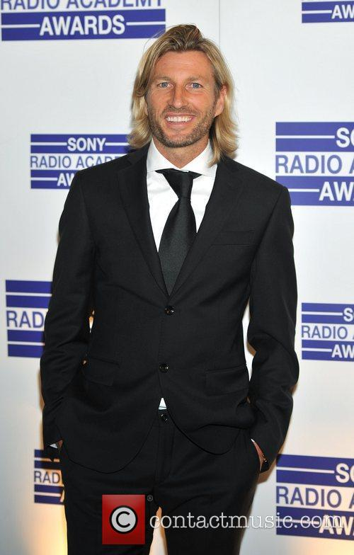 Robbie Savage Sony Radio Academy Awards held at...