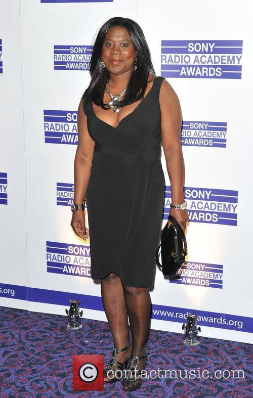 Tessa Sanderson Sony Radio Academy Awards held at...