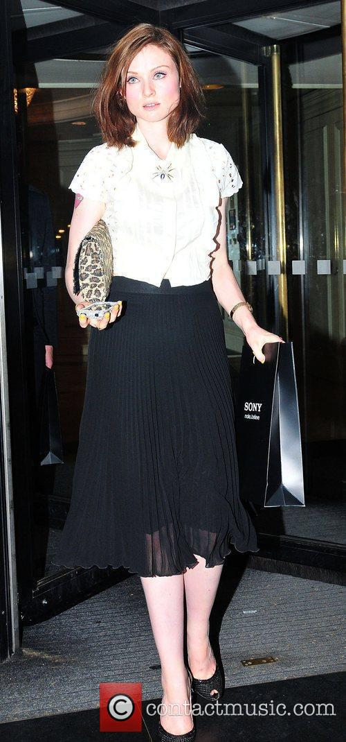 Sophie Ellis-Bextor,  at the Sony Radio Academy...