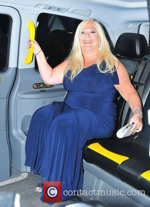 Vanessa Feltz,  at the Sony Radio Academy...