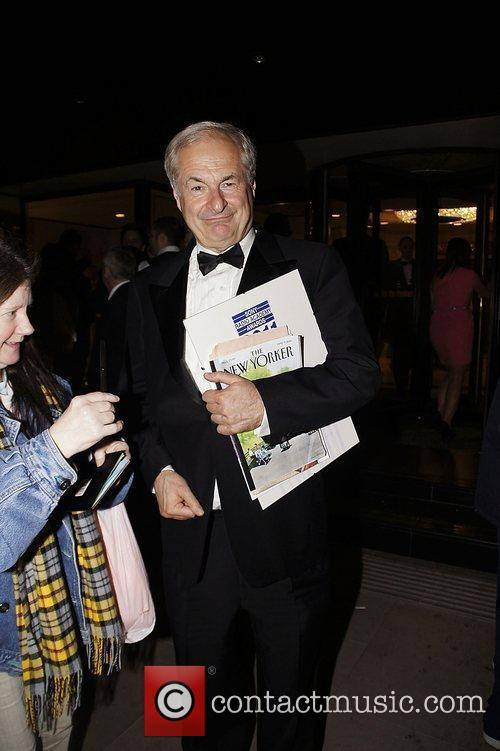Paul Gambaccini ,  at the Sony Radio...