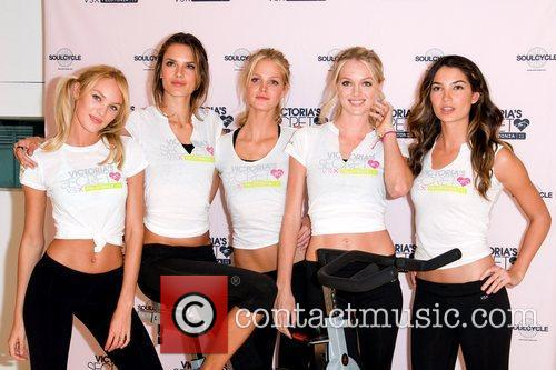 Erin Heatherton, Alessandra Ambrosio and Lily Aldridge 7