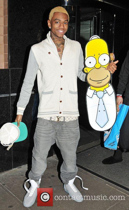 Soulja Boy, Homer Simpson and Midtown 5