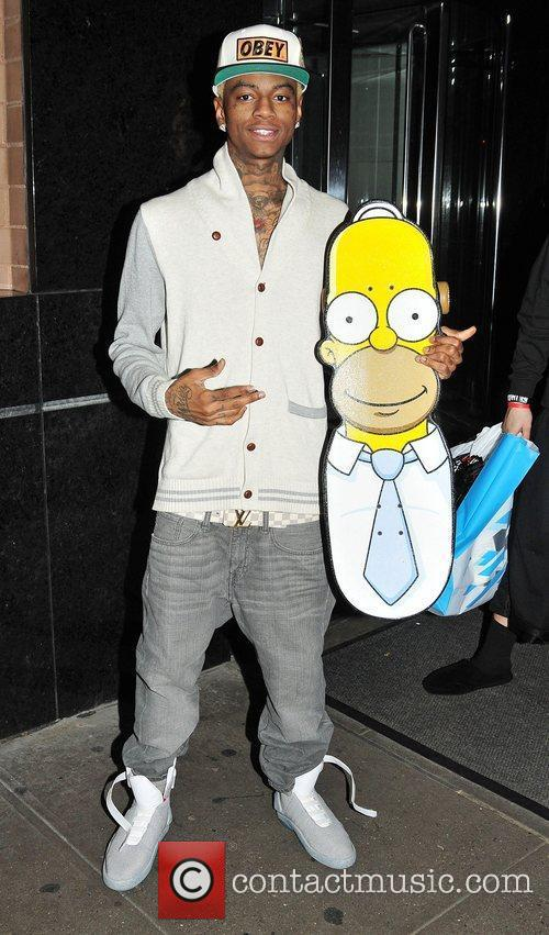 Soulja Boy, Homer Simpson and Midtown 3