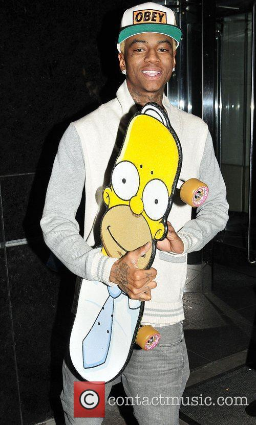 Soulja Boy, Homer Simpson and Midtown 4