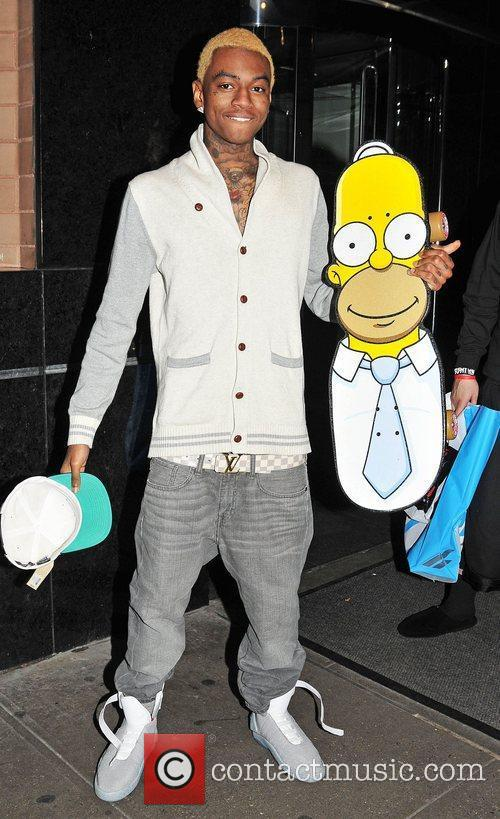 Soulja Boy, Homer Simpson and Midtown 1