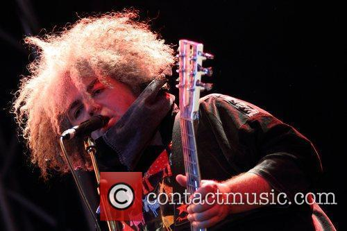 Buzz Osborne and Melvins 2