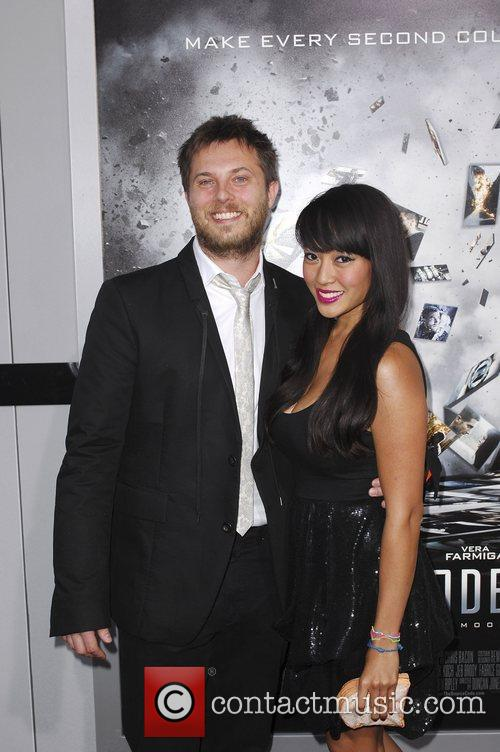 Duncan Jones, guest  Los Angeles Premiere of...