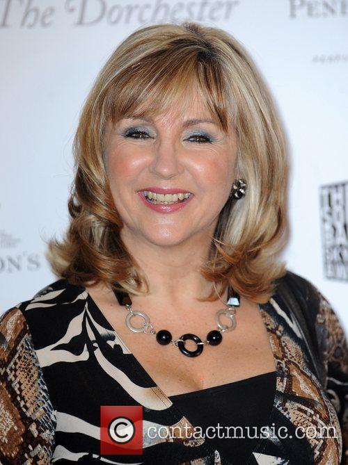 Leslie Garrett South Bank Sky Arts Awards, held...