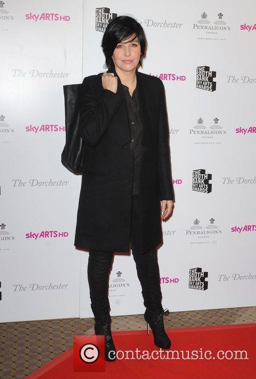 Sharleen Spiteri South Bank Sky Arts Awards, held...