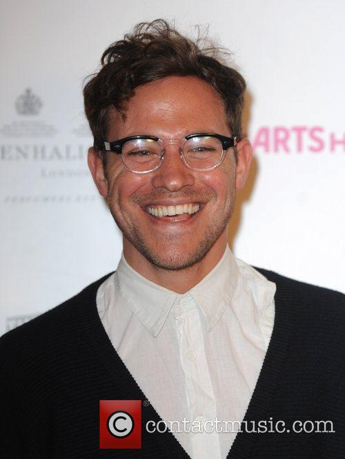 Will Young South Bank Sky Arts Awards, held...