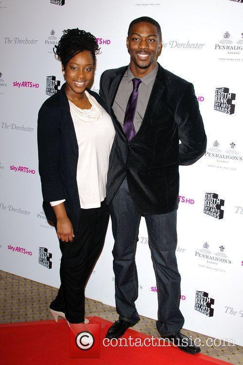 Guest 'South Bank Sky Arts Awards' held at...