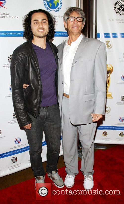 Keaton Simons and Eric Roberts 2