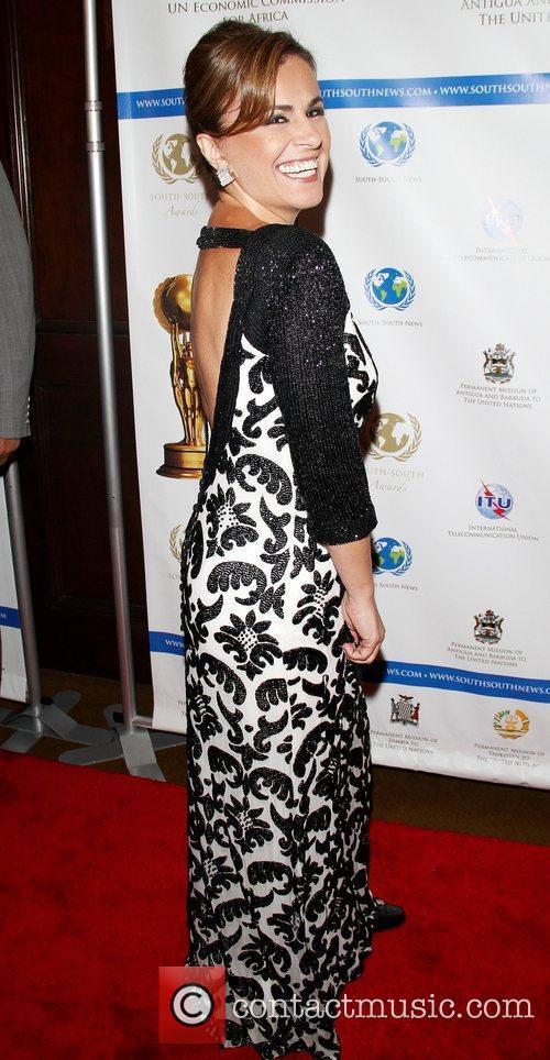 2011 South-South Awards at the Grand Ballroom at...